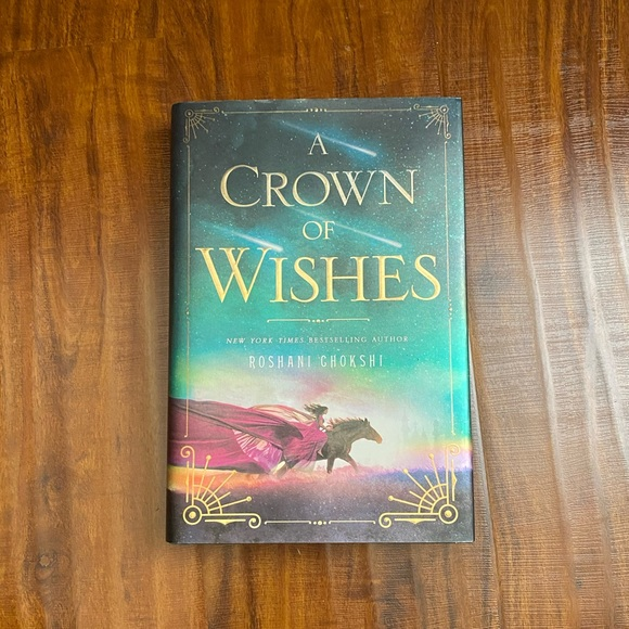 Other - Crown of Wishes by Roshani Chokshi